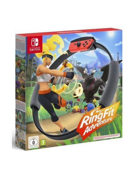 Jeu Nintendo Switch Ring Fit Adventure