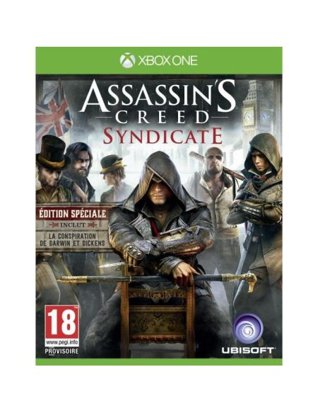 Assassin's Creed Syndicate Edition Spéciale Jeu Xb
