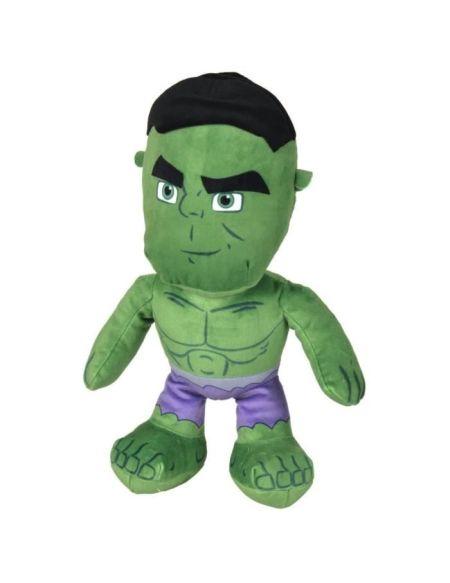 DISNEY MARVEL Peluche Bs Hulk - 30 cm
