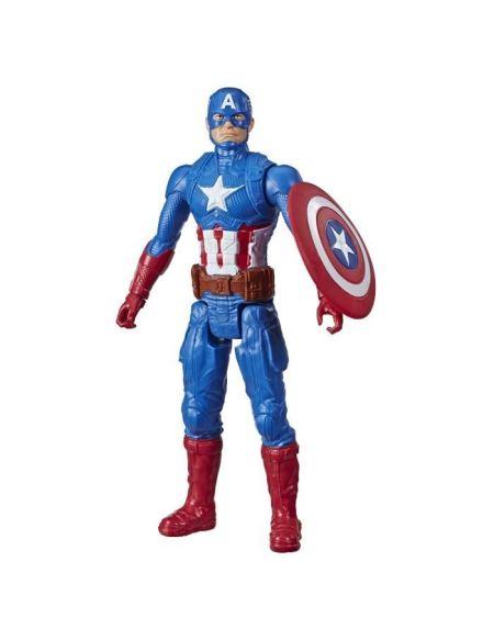 Marvel Avengers – Figurine Captain America Titan Hero - 30 cm