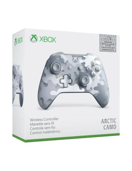 Manette Xbox One sans fil Edition Spéciale «Arctic Camo»