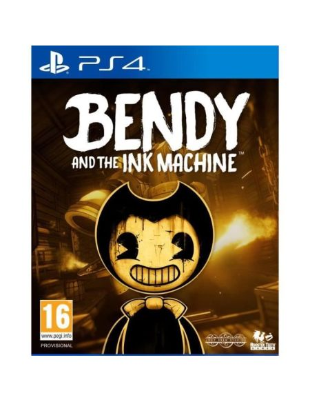 Bendy and the Ink Machine Jeu PS4