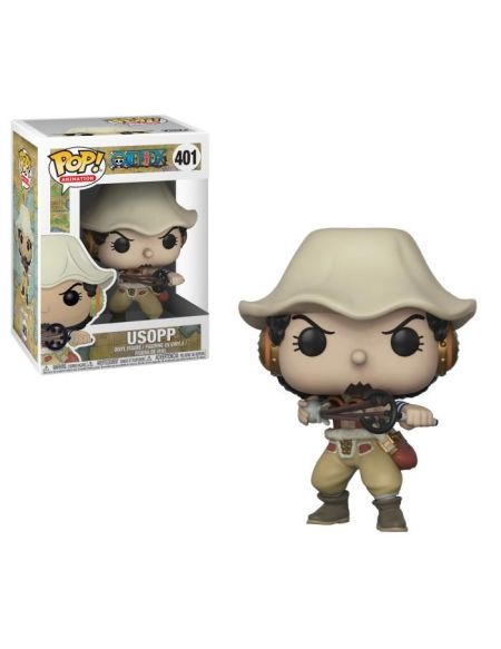Figurine Funko Pop! One Piece : Usopp