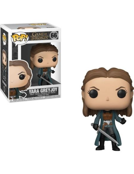 Figurine Funko Pop! Game of Thrones: Yara Greyjoy