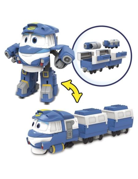 ROBOT TRAINS - Figurine Transformable Kay Deluxe