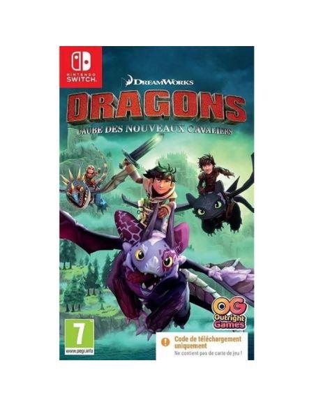 Dragon 3 Jeu Nintendo Switch - Code in a box