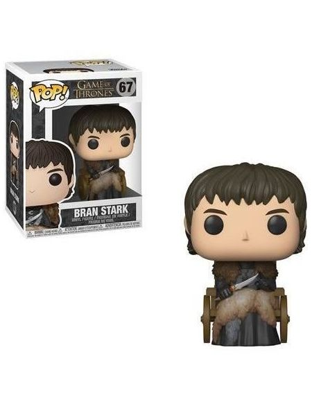 Figurine Funko Pop! Game of Thrones: Bran Stark