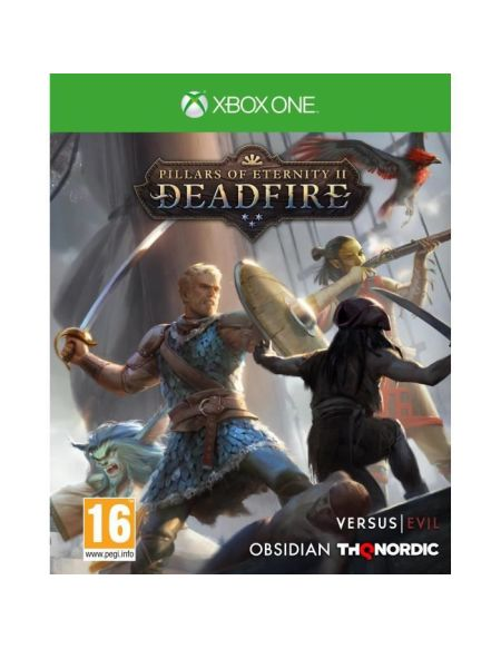 Pillars Of Eternity II - DeadFire Jeu Xbox One