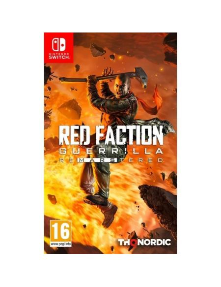 Red Faction Guerrilla : Re-Mars-Tered