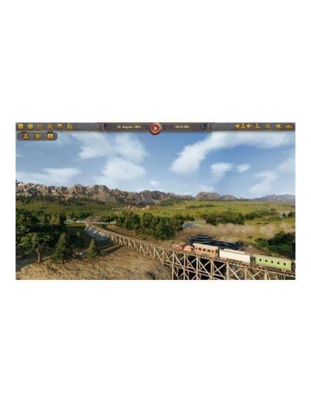 KALYPSO BY EC Railway Empire Xbox One français, italien, espagnol