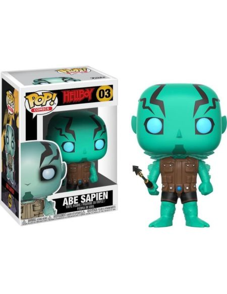 Figurine Toy Pop N°03 - Hellboy - Abe Sapien