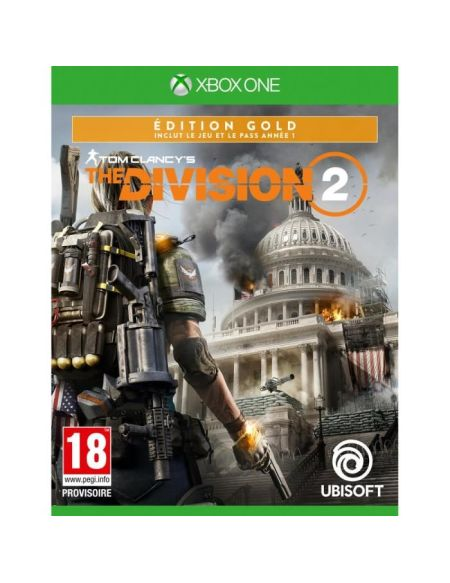 The Division 2 Édition Gold Jeu Xbox One