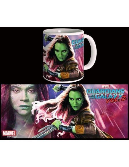 Mug Marvel - Les Gardiens de la Galaxie: Gamora