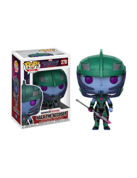 Figurine Toy Pop N°278 - Les Gardiens de la Galaxie 2 - Hala
