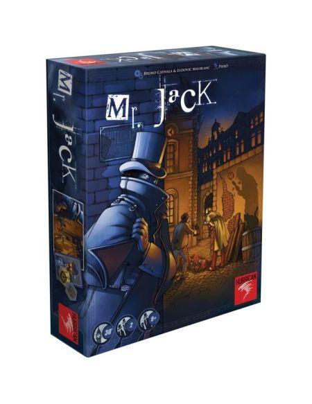 ASMODEE - Mister Jack - Jeu de société