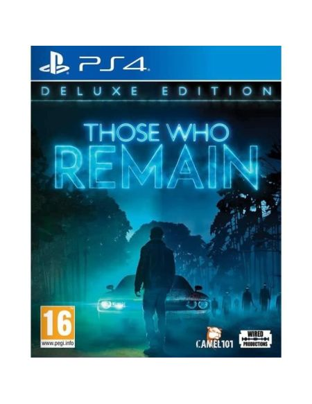 Those Who Remain Deluxe edition Jeu PS4