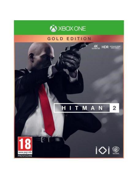 Hitman 2 Edition Gold