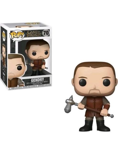 Figurine Funko Pop! Game of Thrones: Gendry