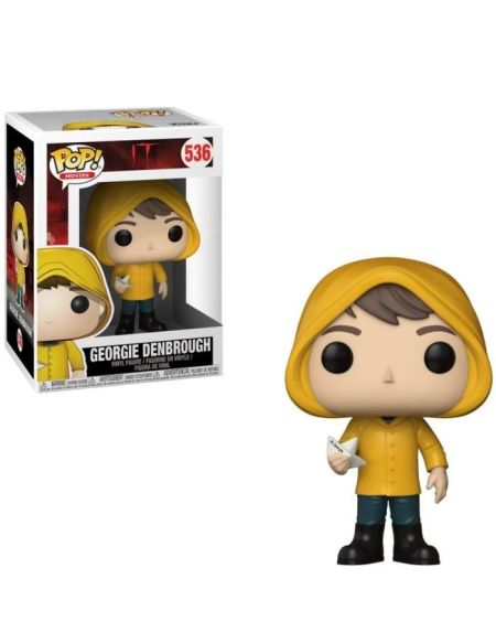 Figurine Funko Pop! Ça: Georgie Denbrough