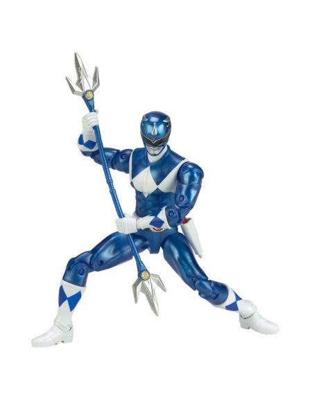 POWER RANGERS Figurine Collector 16,5 cm Ranger Bleu
