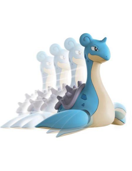 POKEMON -Figurines à fonctions 12 cm Lokhlass