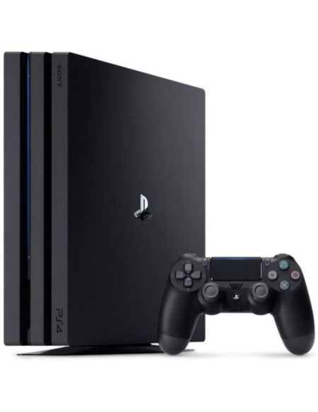 Console PS4 Pro 1To Noire/Jet Black - PlayStation Officiel