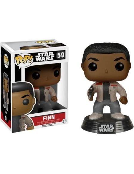 Figurine Funko Pop! Star Wars Ep.7 : Finn