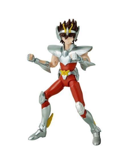 Anime HerŒs - Saint Seiya, les Chevaliers du Zodiaque - Figurine Anime herŒs 17 cm - Seiya de Pégase