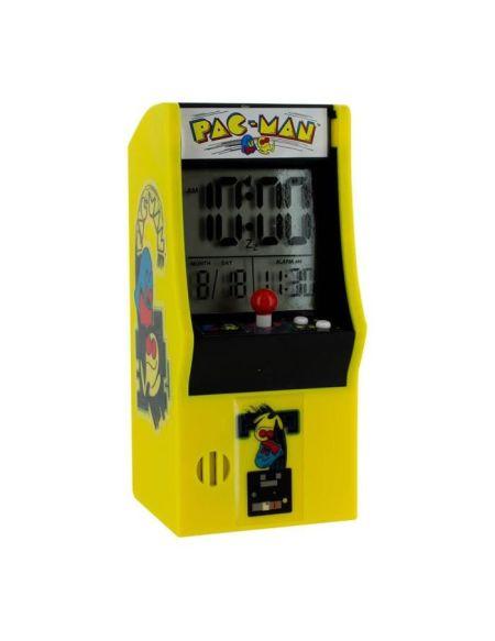 Réveil Pac-Man - Borne Arcade