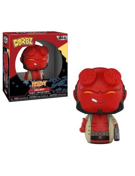 Figurine Dorbz N°468 - Hellboy - Hellboy
