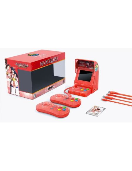 Console Neo Geo Mini : Samurai Showdown Limited Edition - Nakoruru