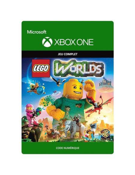 LEGO Worlds Jeu Xbox One à télécharger