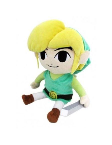 Peluche Zelda Link 18cm