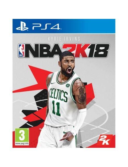 NBA 2K18 Jeu PS4