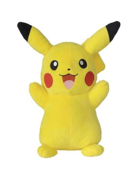 POKEMON Peluche Pikachu - 30 cm