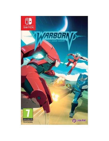 Warborn Jeu Nintendo Switch