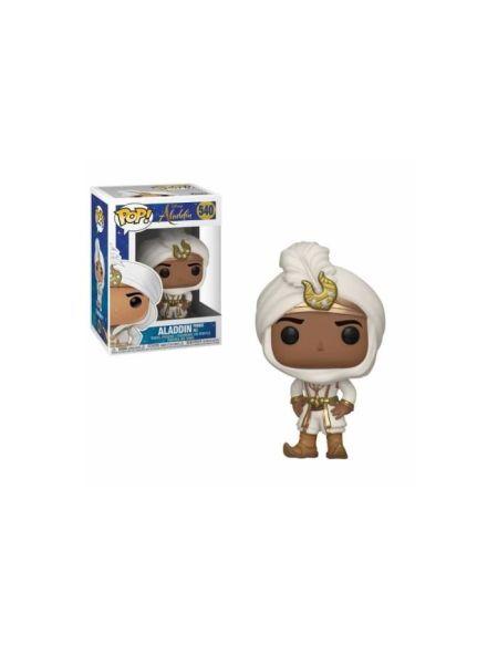 Figurine Funko Pop! Disney : Aladdin (Live) - Prince Ali