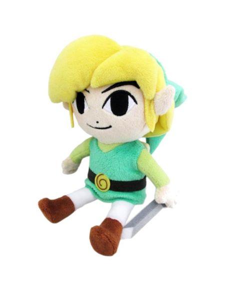 Peluche Zelda Link 26cm