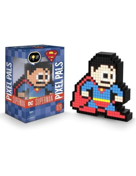 Figurine Pixel Pals - Superman