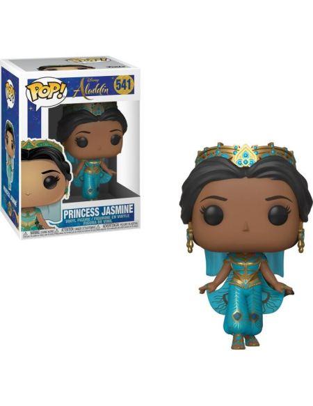 Figurine Funko Pop! Disney : Aladdin (Live) - Jasmine