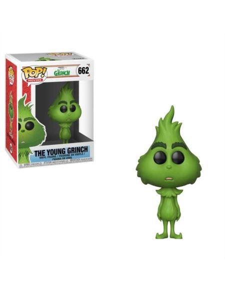 Figurine Funko Pop! Le Grinch 2018: Le jeune Grinch