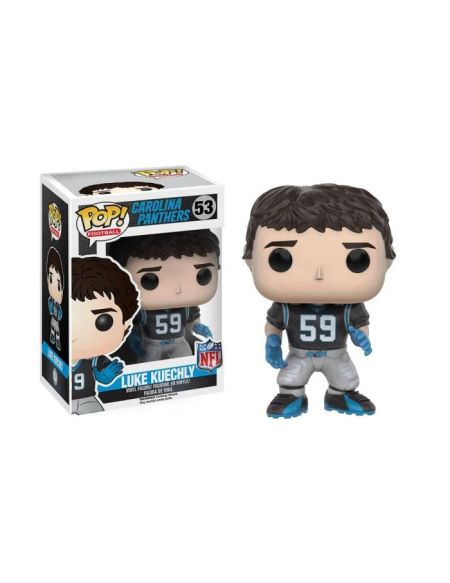 Figurine Funko Pop! NFL: Luke Kuechly