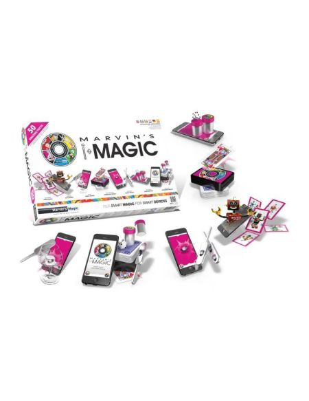 MARVINS IMAGIC Coffret Premium Magie 50 Tours