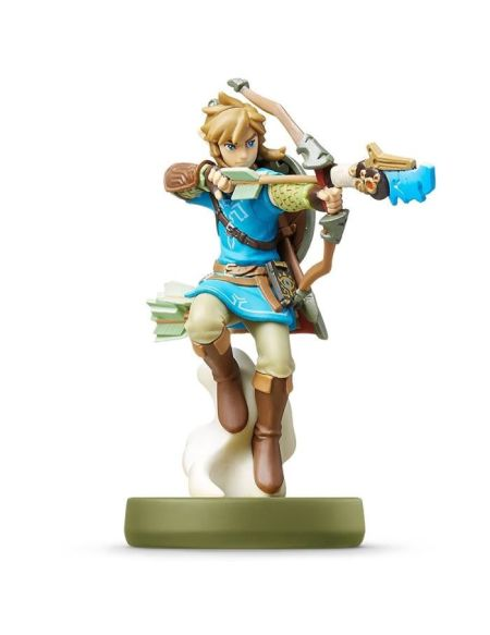 Figurine Amiibo Link Archer - The Legend of Zelda: Breath of the Wild