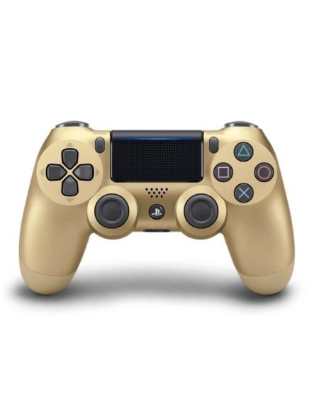 Manette PS4 DualShock 4.0 V2 Gold - PlayStation Officiel