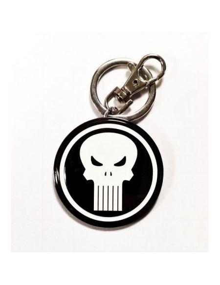 Porte-clés Marvel Logo Punisher