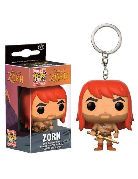 Porte-clés Funko Pocket Pop! Son of Zorn: Zorn