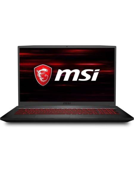 """MSI PC Portable Gamer - GF75 Thin 10SCXR-254FR - 17,3"""" FHD - Core i7 10750H - RAM 16Go - 512Go SSD - GTX1650 4Go - Windows 10 Home"""