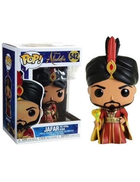 Figurine Funko Pop! Disney : Aladdin (Live) - Jafar