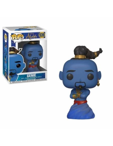 Figurine Funko Pop! Disney : Aladdin (Live) - Genie
